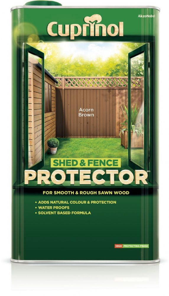 Cuprinol Shed & Fence Protector 5L